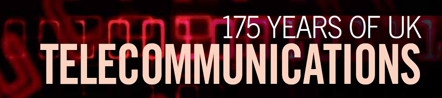 Banner image for the 175 years of telecommunications seminar