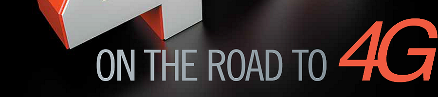 The road to 4G title image